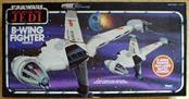 Kenner Star Wars Return Of The Jedi B-Wing Fighter Jet No. 71370 (1983)